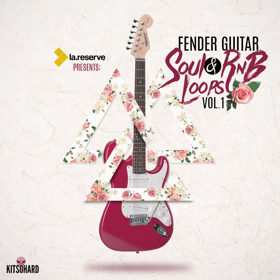 LA Reserve: Fender Guitar Soul Licks & Loops VOL. 1