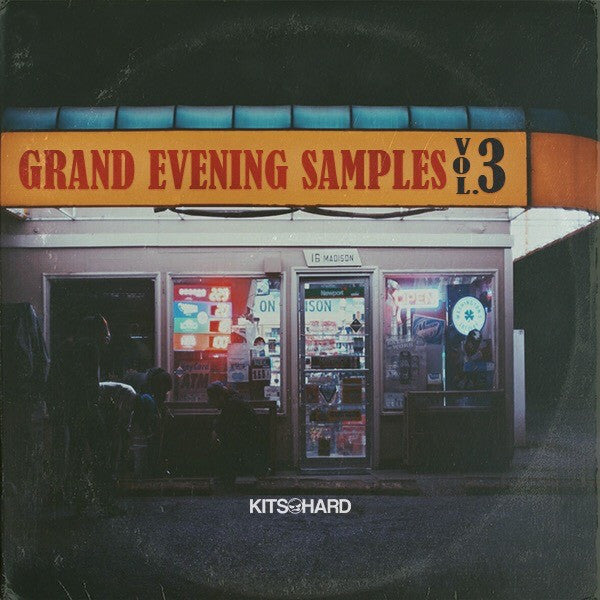 Grand Evening Samples Vol. 3