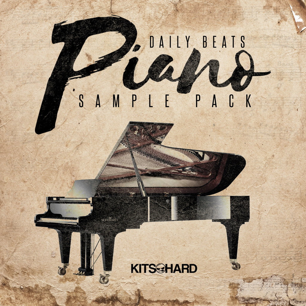 Piano Sample Pack