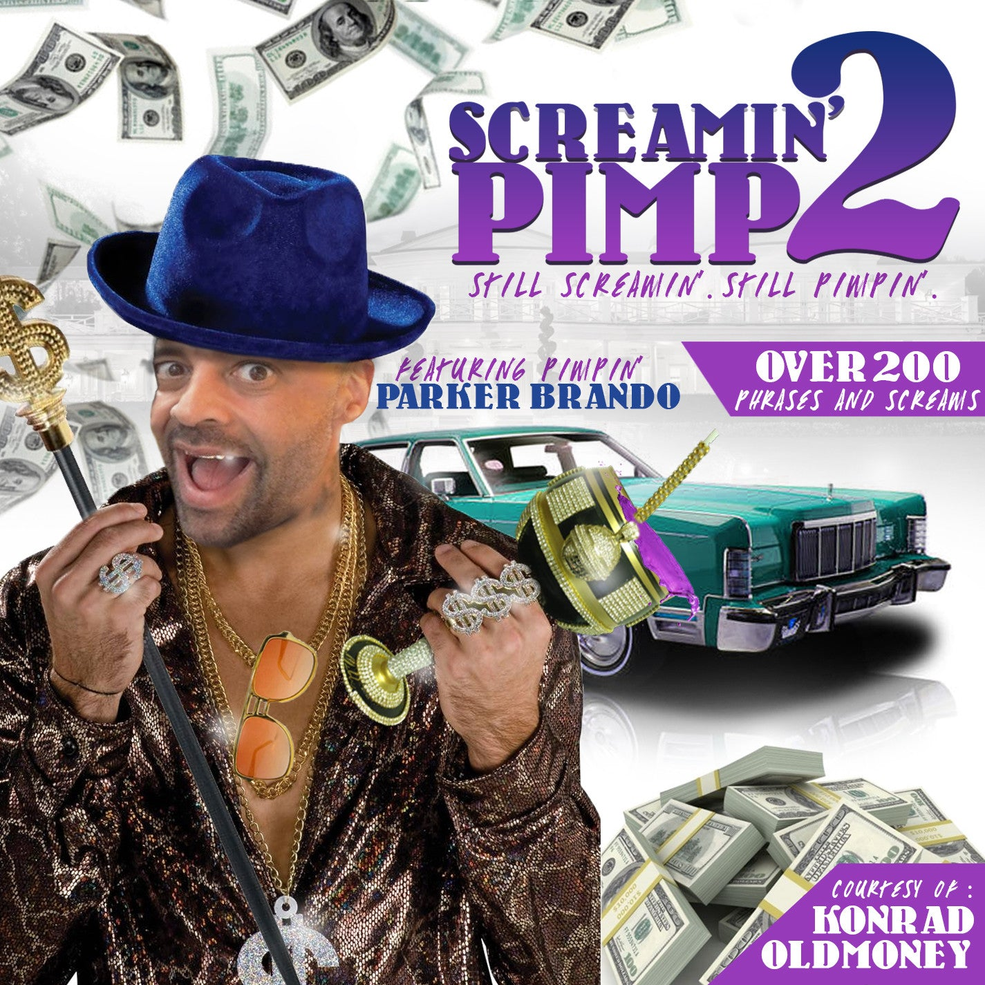 Screaming Pimp 2