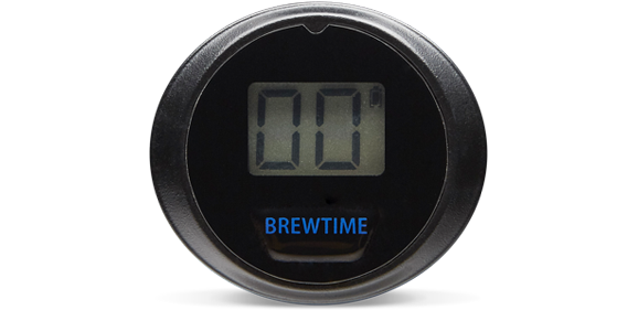 Custom Count Up Timer - BodyBrew