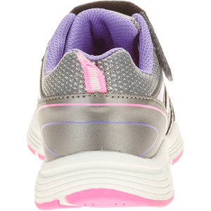 Danskin Now Girls' Glitter Running Shoe