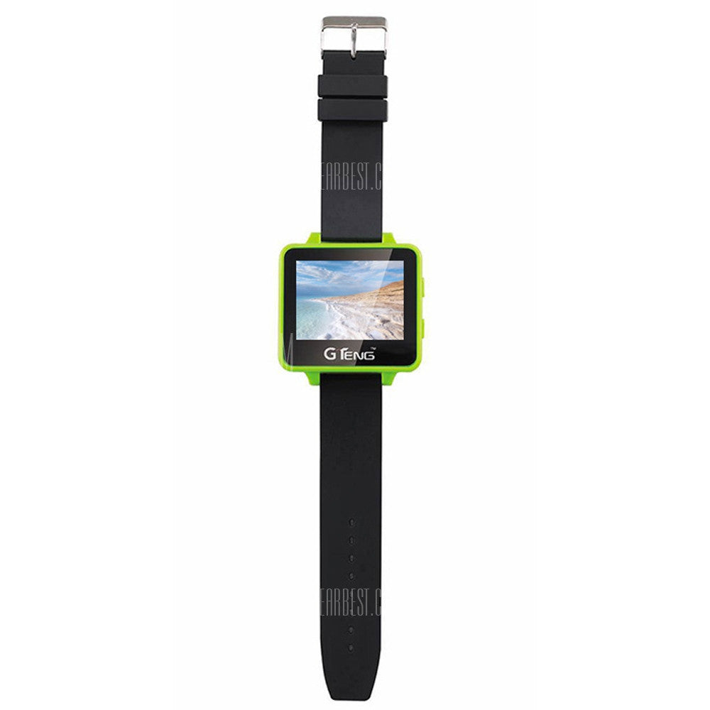 GTeng T909 5.8G FPV Watch Wearable Receiver for Real-time Transmission 2.6 inch LCD Screen