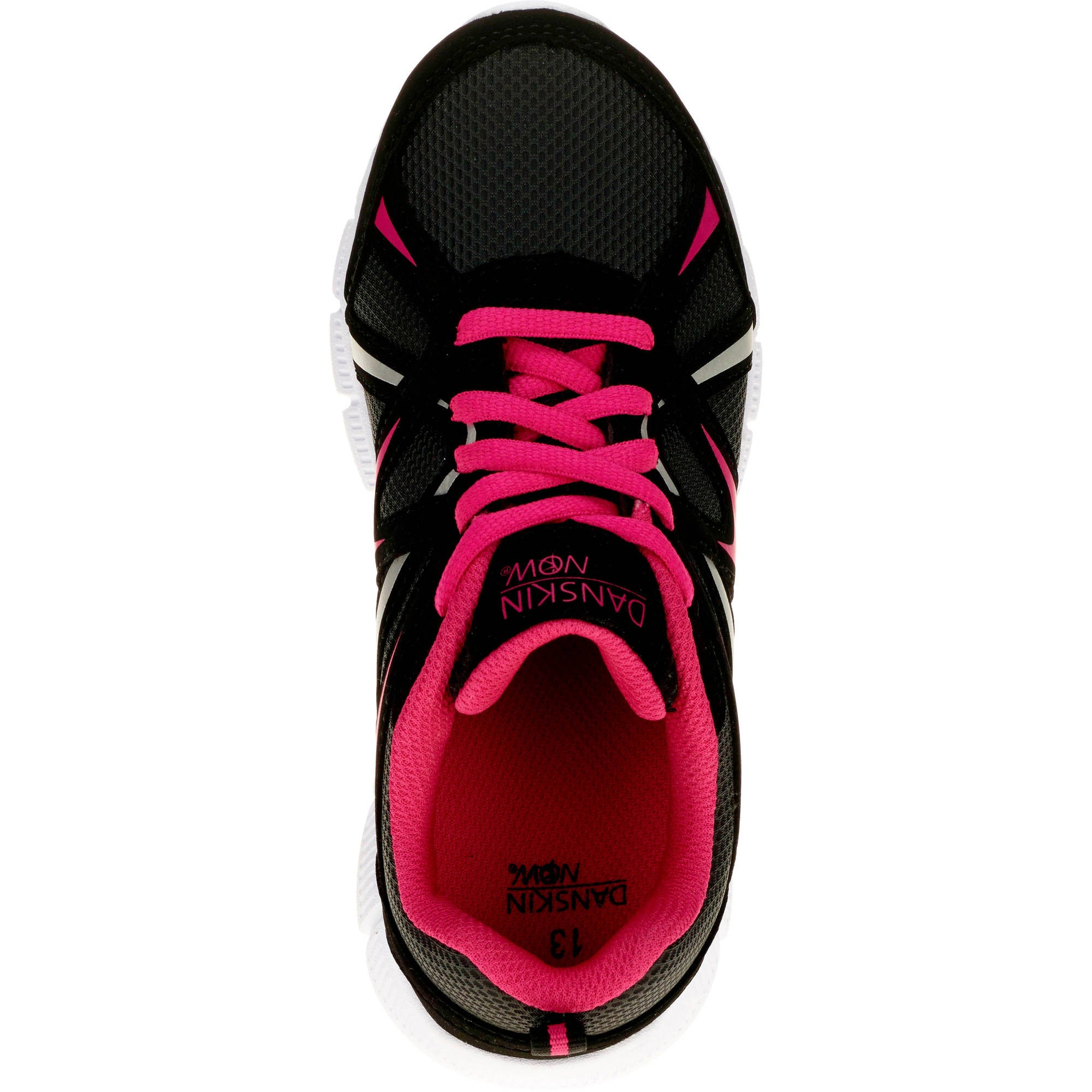 Danskin Now Girls' Athletic Lightweight Running Shoe
