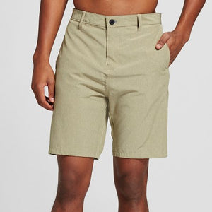 Men's Hybrid World Core Heathered Shorts - Burnside