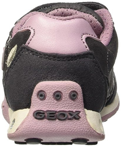 Geox Mädchen Jr New Jocker Girl C Sneakers