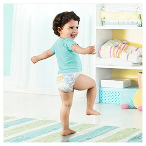 Pampers Active Fit Size 4+ Maxi+ 140 Nappies Monthly Pack