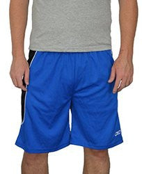 Health & Fitness  Sporting Goods & Fitness  More Sporting Goods & Fitness  Reebok Men's Athletic Performance Shorts - Royal/Black - Size: XL