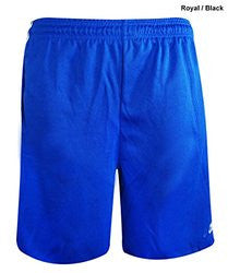 Reebok Men's Athletic Performance Shorts - Royal/Black - Size: XL