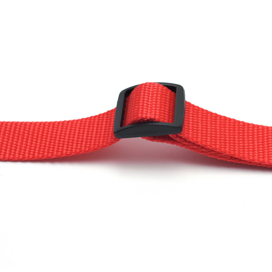 Adjustable Practical Dog Pet Car Safety Leash Seat Belt Harness Restraint Collar Lead Travel Clip-Black/Red/Blue Dog Accessories
