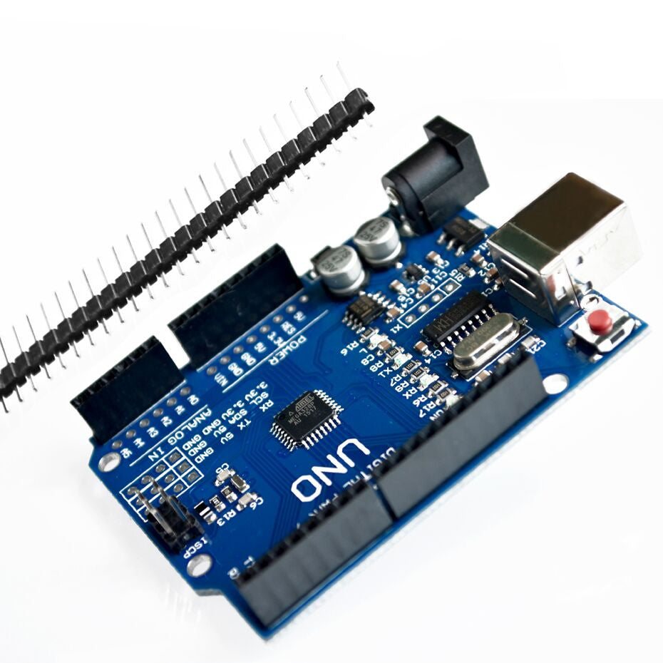 Best prices!!! high quality UNO R3 MEGA328P for Arduino UNO R3 NO USB CABLE