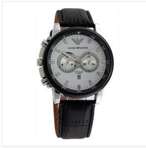 Best selling high-quality leisure fashion mens watch military watches business Watch quartz waterproof sports