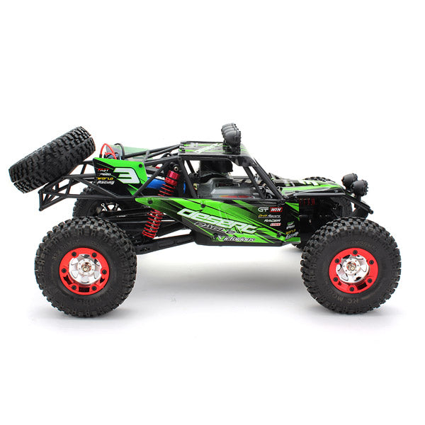 Feiyue FY03 Eagle-3 1/12 2.4G 4WD Desert Off-Road RC Car Best Gift For Grownups Kids Toy High Quality