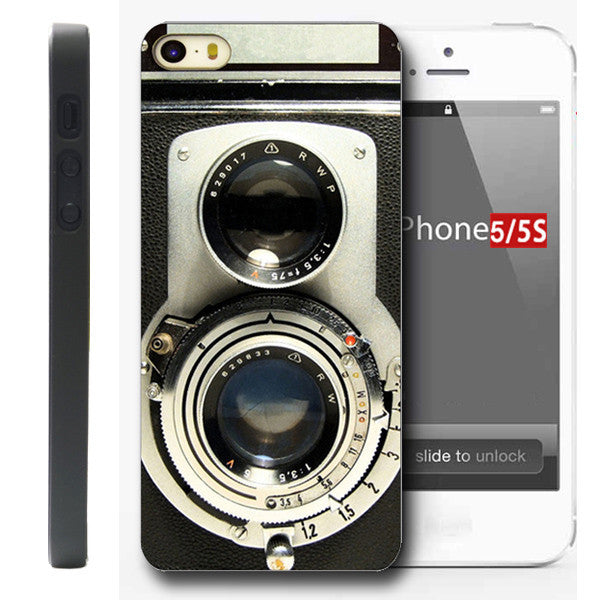 For iPhone Case Old Style 3310 Funny Gameboy Videotape Camera Case Cover 4 4S 5 5S