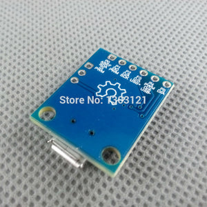 Free shipping! 1pcs Digispark kickstarter Micro development board ATTINY85 module for Arduino usb