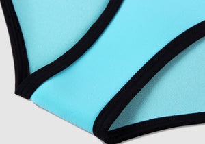 Free shipping!2015 Push Up Neoprene Bikini Set Women Underwire Swimwear Sexy Swimsuit  Brazilian Biquini Swim Suits #X1