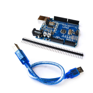 2018 high quality One set UNO R3 (CH340G) MEGA328P for Arduino UNO R3