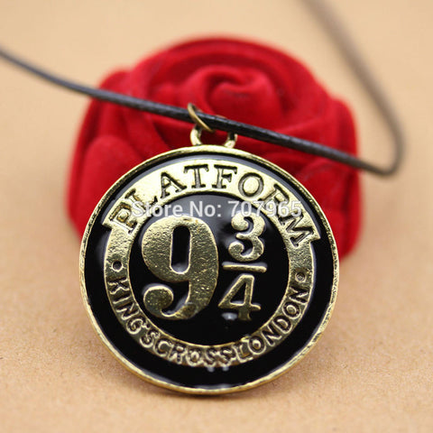 Harry Potter Hogwarts Express Pendant
