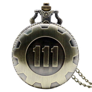 Fallout 4 Vault 111 Pocket Watch