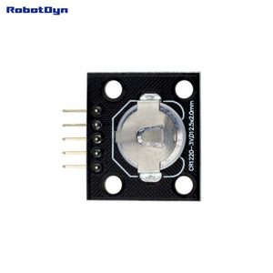 RTC (Real Time Clock) DS1307 module (with battery)