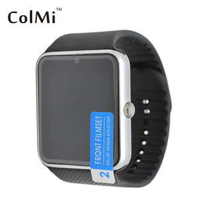 Smart Watch GT08 Clock Sync Notifier Support Sim Card Bluetooth Connectivity Apple iphone Android Phone Smartwatch Watch
