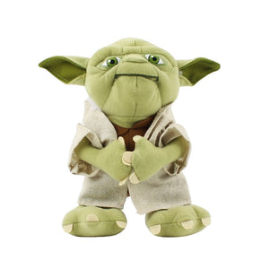 Star Wars Force Awakens Master Baby Yoda 18cm 20cm 30cm Plush Toy Gift for Child Adult on AliExpress