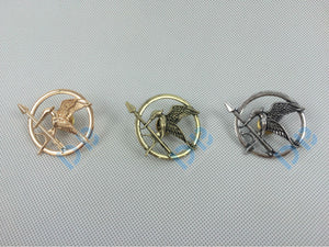 Katniss Everdeen's Mocking Jay Brooch
