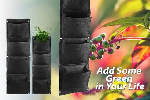 Amazing Wall Hanging Planter Bag