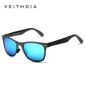 VEITHDIA Aluminum Men's Polarized Mirror Sun Glasses Male Driving Fishing Outdoor Eyewears Accessories Sunglasses For Men 2140