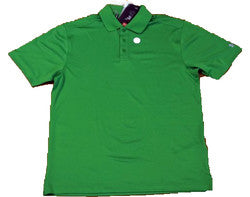 Under Armour HeatGear Loose Fit Golf Polo - Green - Size: Small