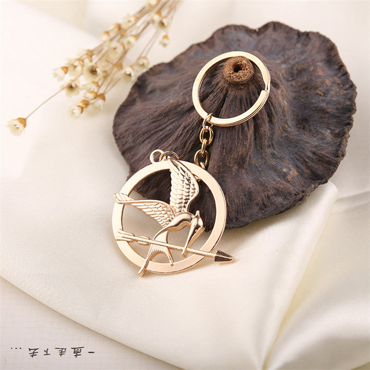 Hunger Games Mocking Jay Key Chain