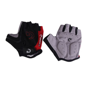 Free Shipping Professional sports outdoor Cycling Bicycle Motorcycle Sport Gel Half Finger Gloves Size S- XL 3 Colors H1E1