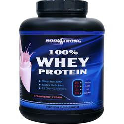 BodyStrong 100% Whey Protein