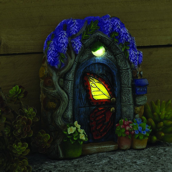 Garden Miniature Doors Fairy Garden Door