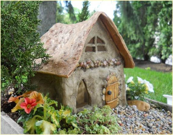 Fairy Garden Houses & Cottages