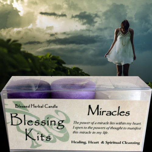 Blessing Candle Kits
