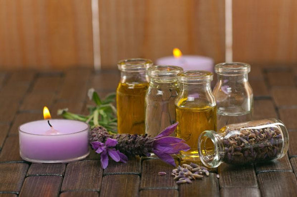 Essential Oils, Blends & Products