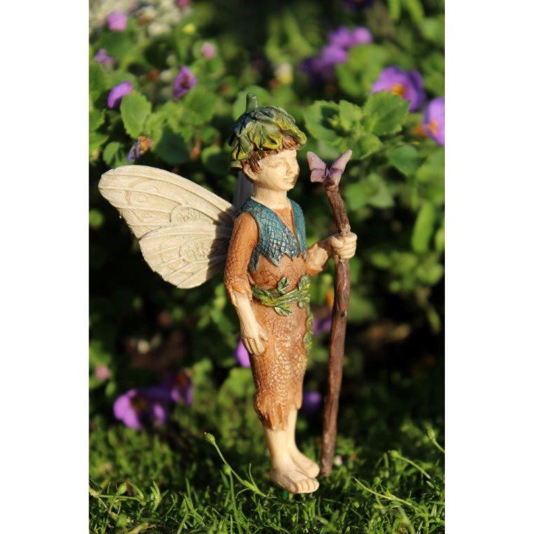 Lucas Mini Fairy: Fairy Garden Miniature