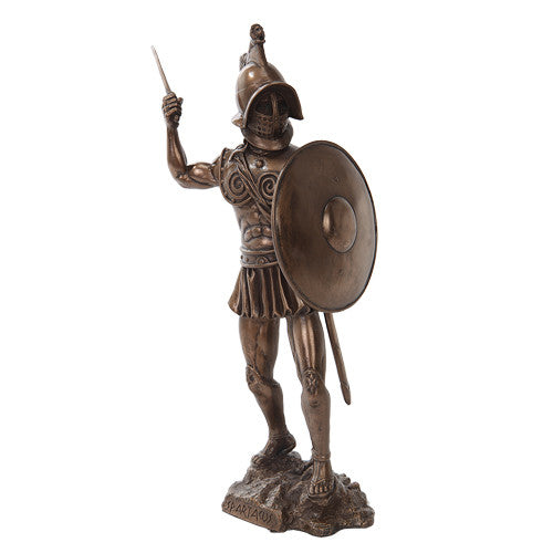Spartacus Thracian Roman Mythology Statue - Baby Feathers Gift Shop