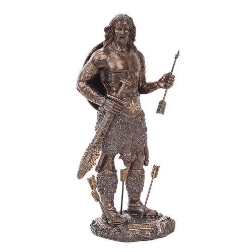 Baldur Son of Odin Statue Norse (Viking) Mythology - Baby Feathers Gift Shop