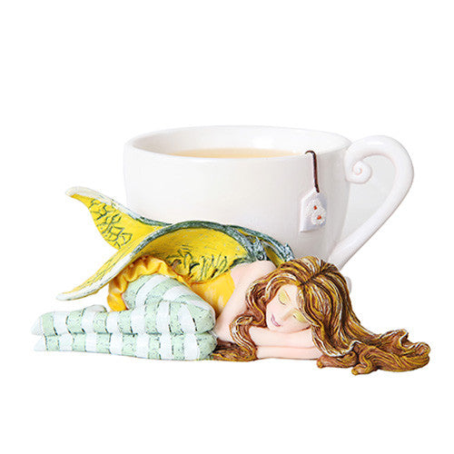 Chamomile Tea Faery Amy Brown Fairy Collection - Baby Feathers Gift Shop