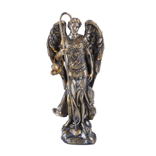Archangel Raphael Figurine - Baby Feathers Gift Shop