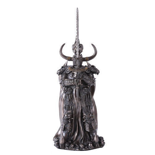 Black Knight Arthurian Mythology Legend Statue - Baby Feathers Gift Shop