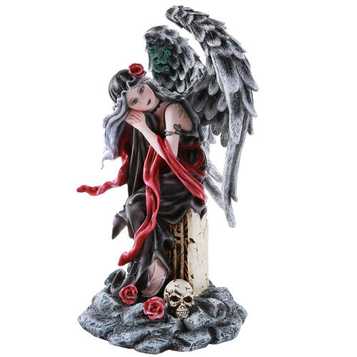 Weeping Angel Figurine - Baby Feathers Gift Shop