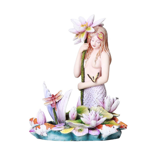 Sheila Wolk Mermaid Collection: Rainbow Pool - Baby Feathers Gift Shop