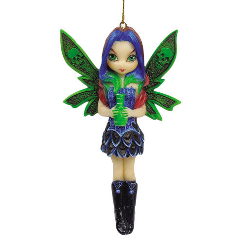 Strangeling Nepenthe Fairy Ornament Jasmine Becket-Griffith - Baby Feathers Gift Shop