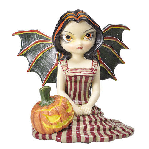 Halloween Twilight Fairy: Strangeling Fairies by Jasmine Becket Griffith - Baby Feathers Gift Shop