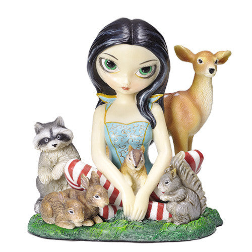 Snow White Fairy and Her Friends by Jasmine Becket-Griffith: Strangeling - Baby Feathers Gift Shop