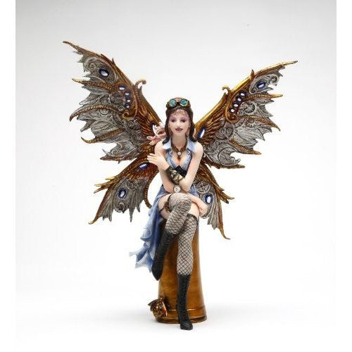 Steampunk Fairy Naomi - Baby Feathers Gift Shop