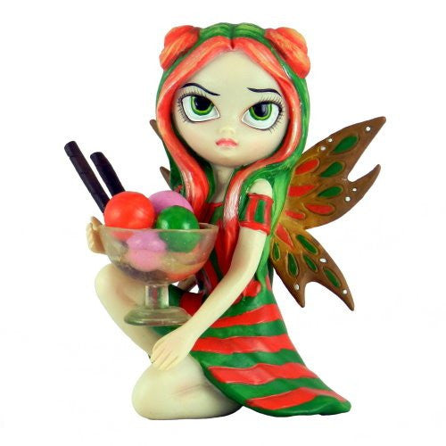 Strangeling Fairy Rainbow Sherbet: Jasmine Becket Griffith - Baby Feathers